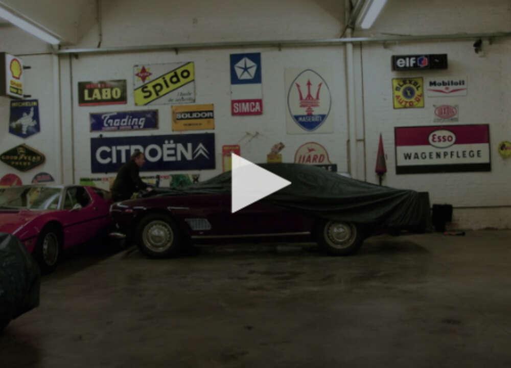 Mistral Classics first Maserati