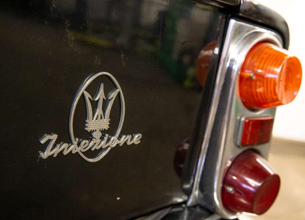 Sebring 3500 GT zwart 15