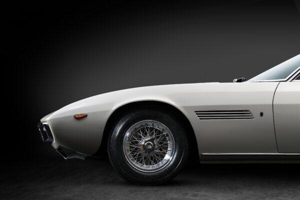 Maserati Ghibli Wit 30876