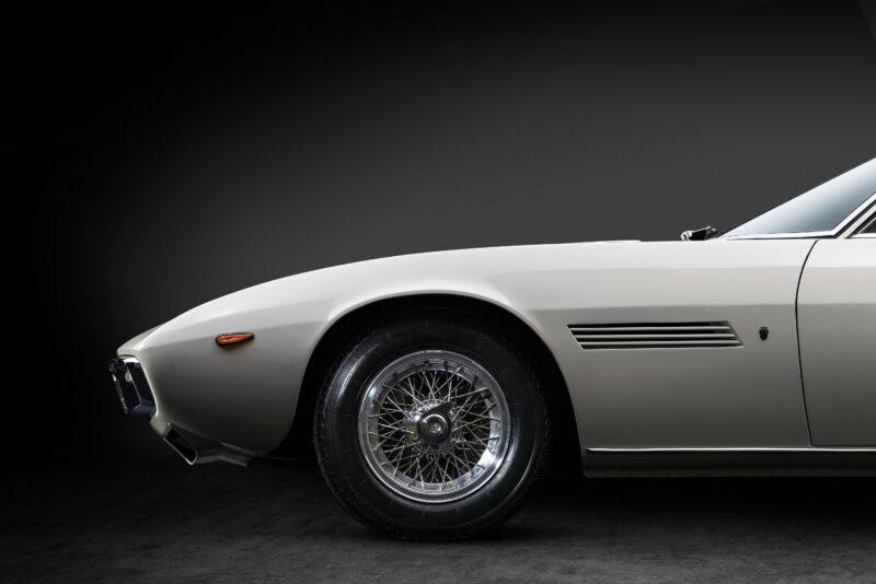 Maserati Ghibli Wit 30819
