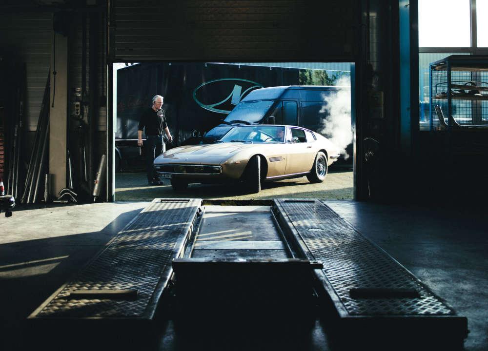 Classic Car Venlo Maserati Ghibli big image 3000 2160