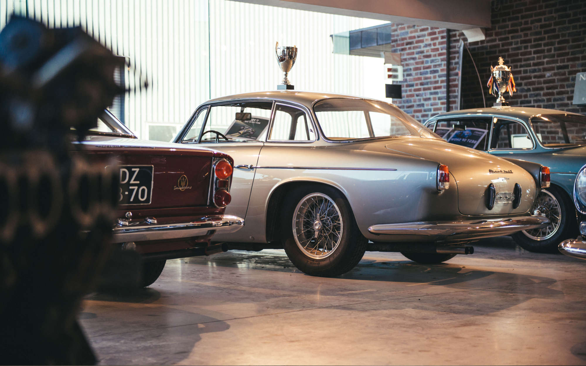 Classic Car Venlo Maserati Alemano header image 6000x3750