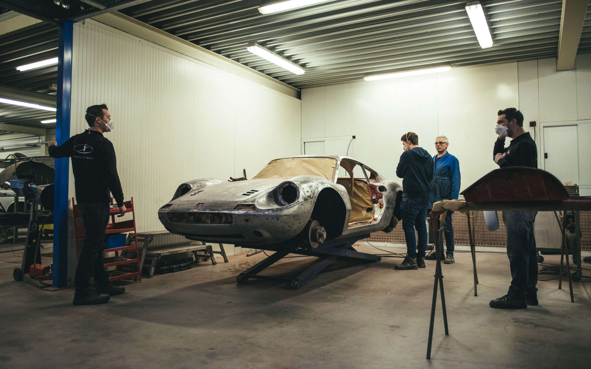 Classic Car Venlo bodywork header image 6000x3750