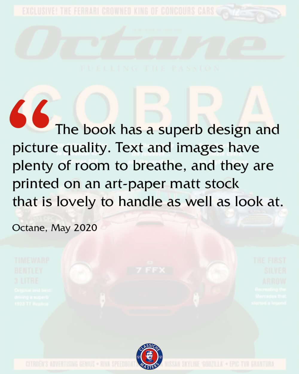 Book review Octane