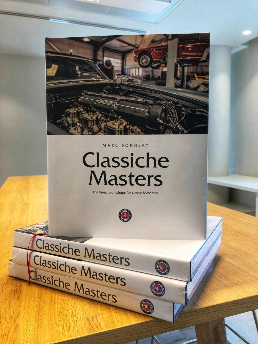 Book classiche masters cover