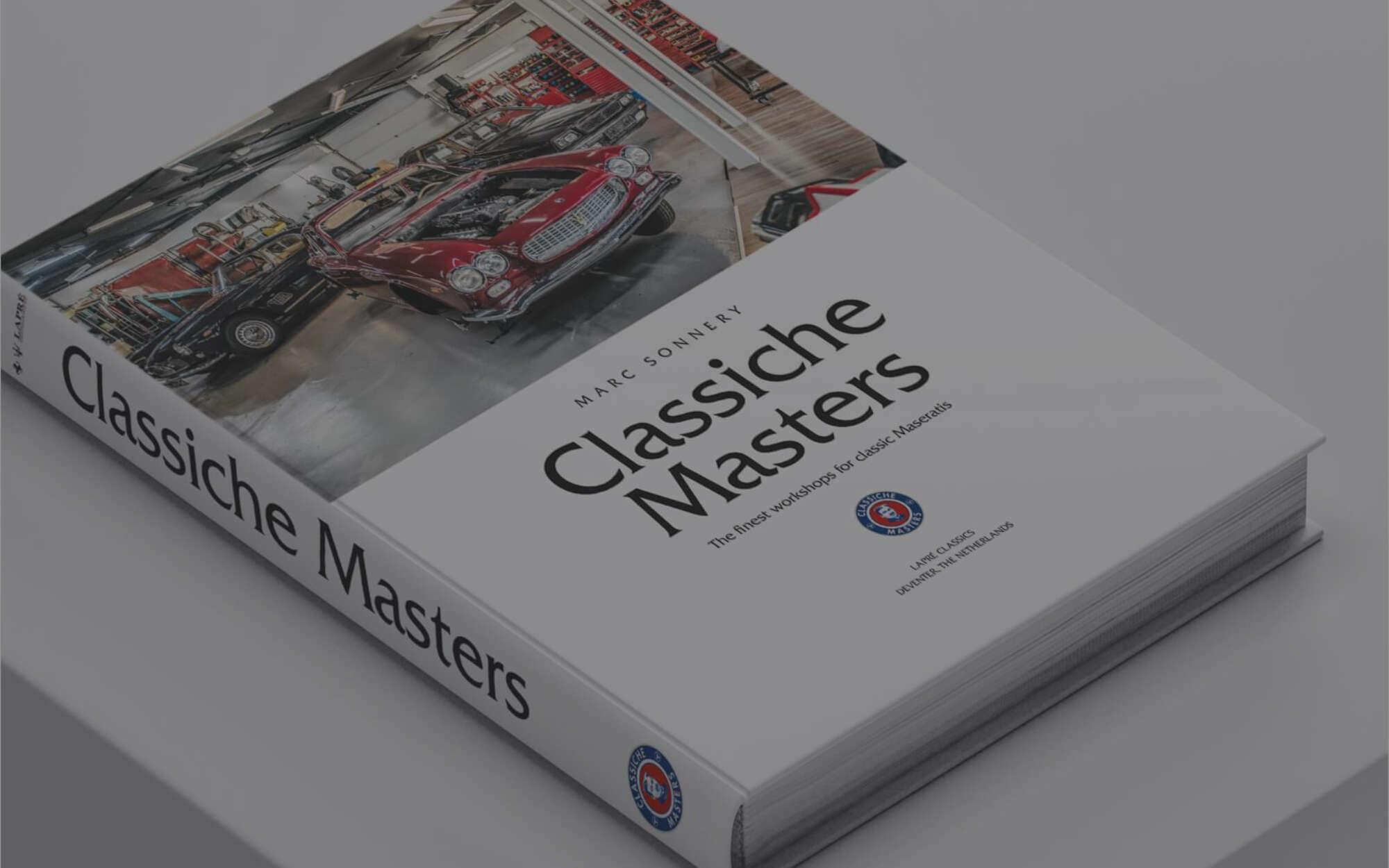 Classiche Masters cover darker
