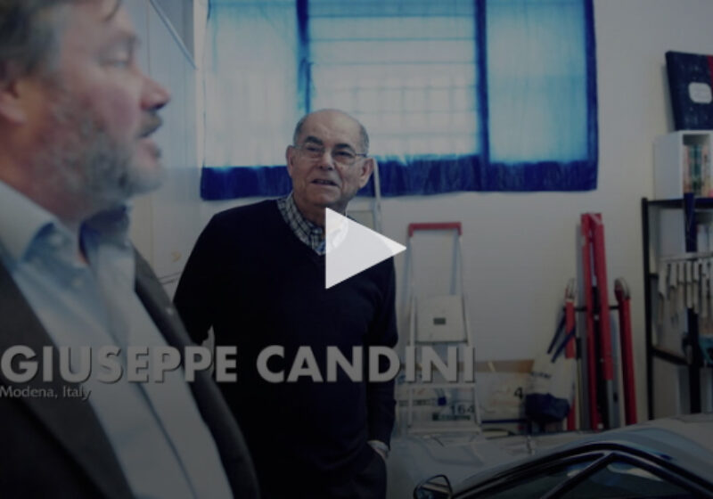 Candini old workshop