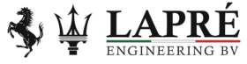 Logo lapre engineering DEF black