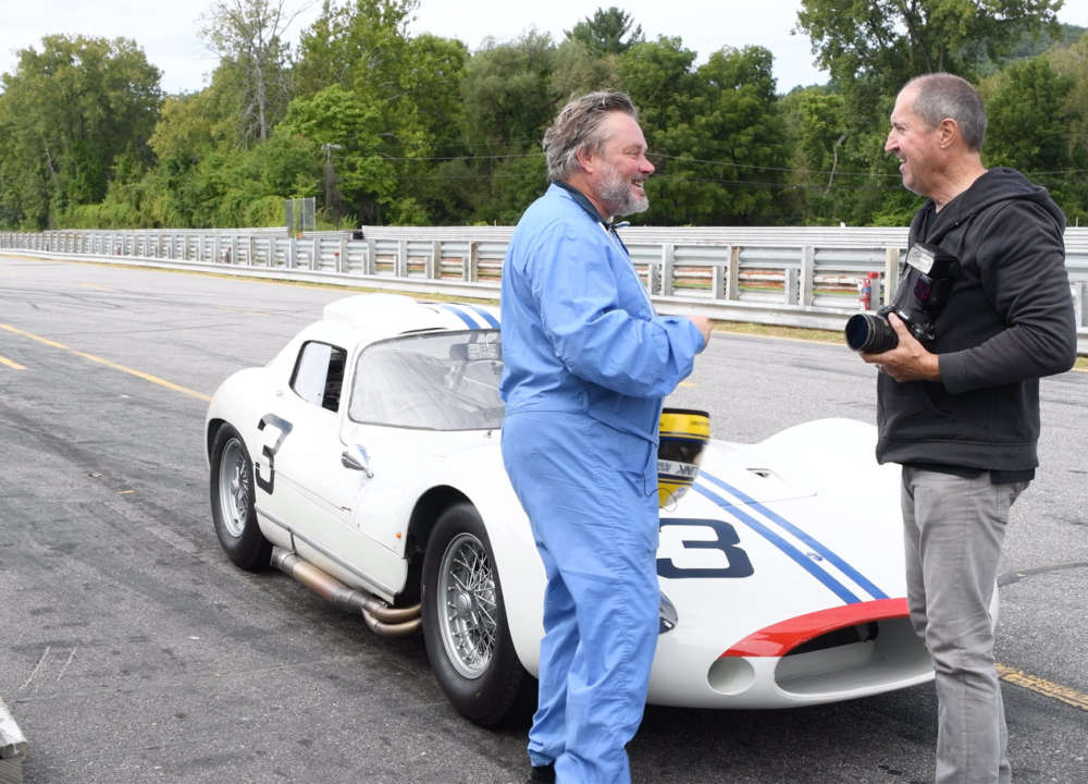 Marc Sonnery Maserati Tipo 151 Lime Rock
