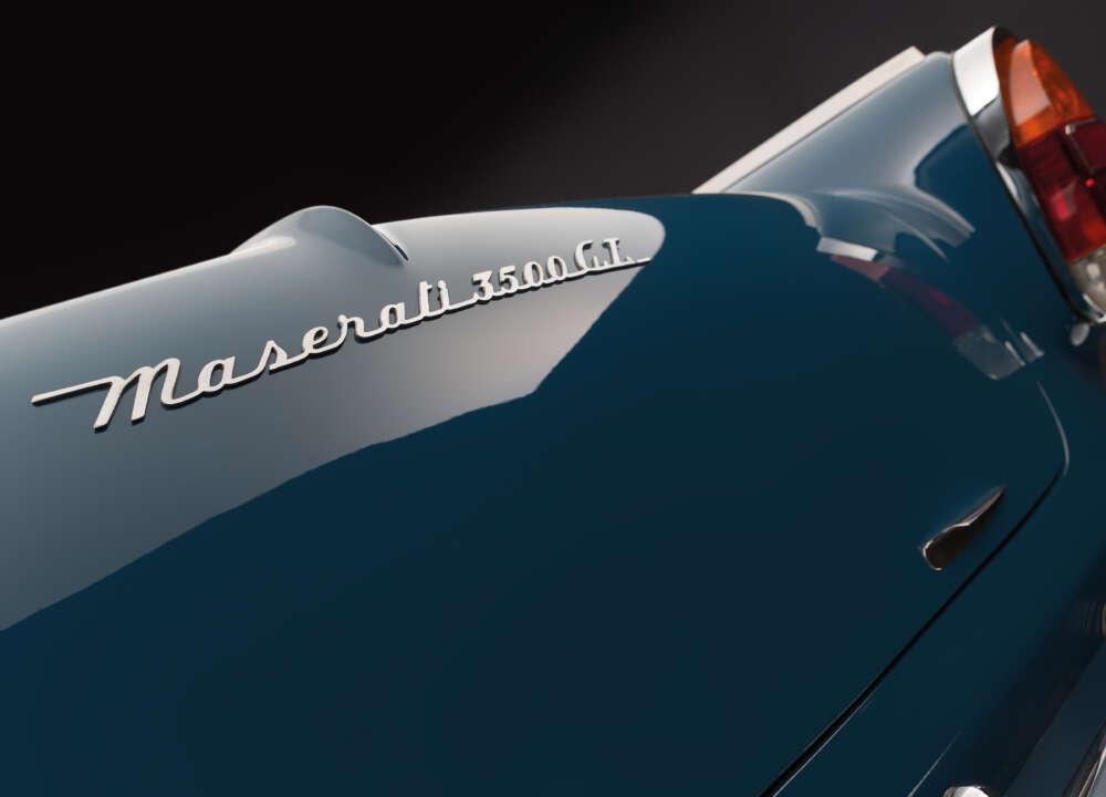Maserati 3500 GT 35361