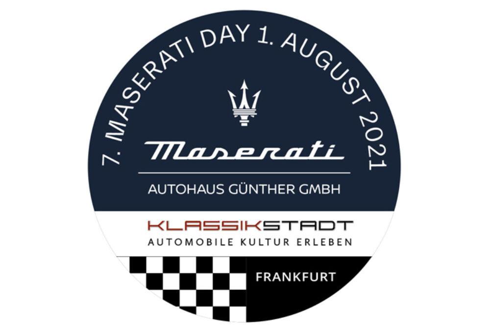 Maserati Days header