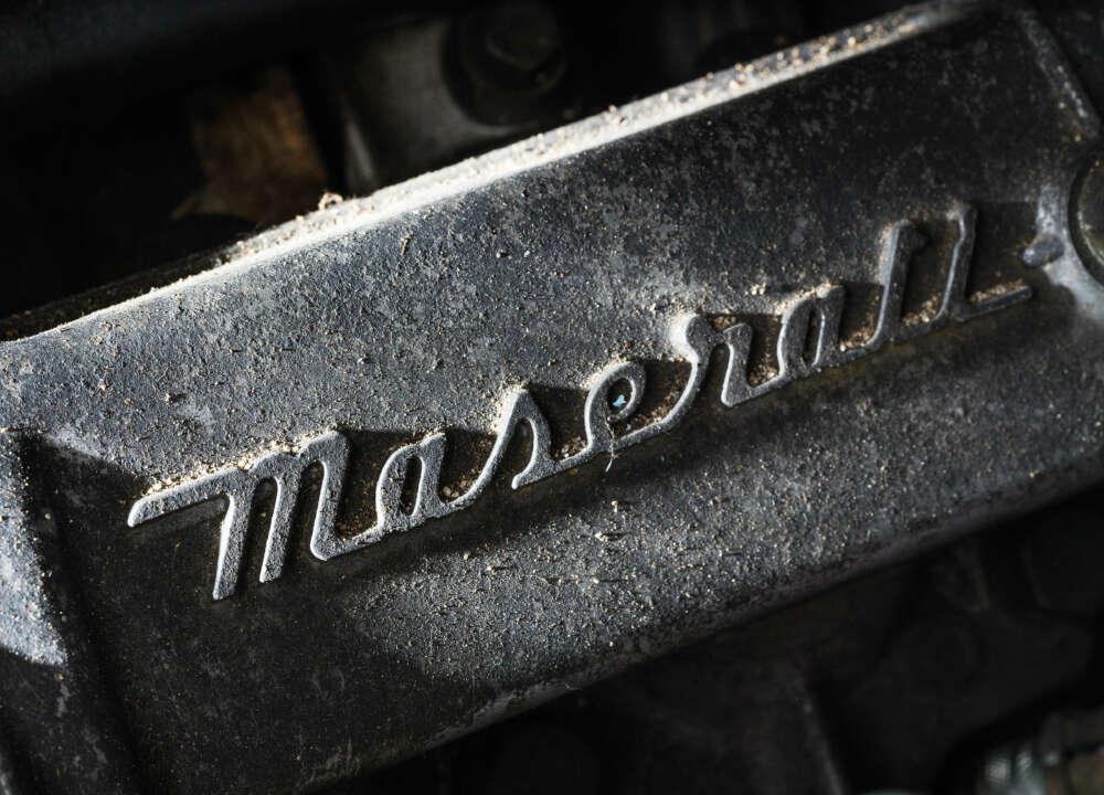 Maserati Quattroporte Barnfind 34896