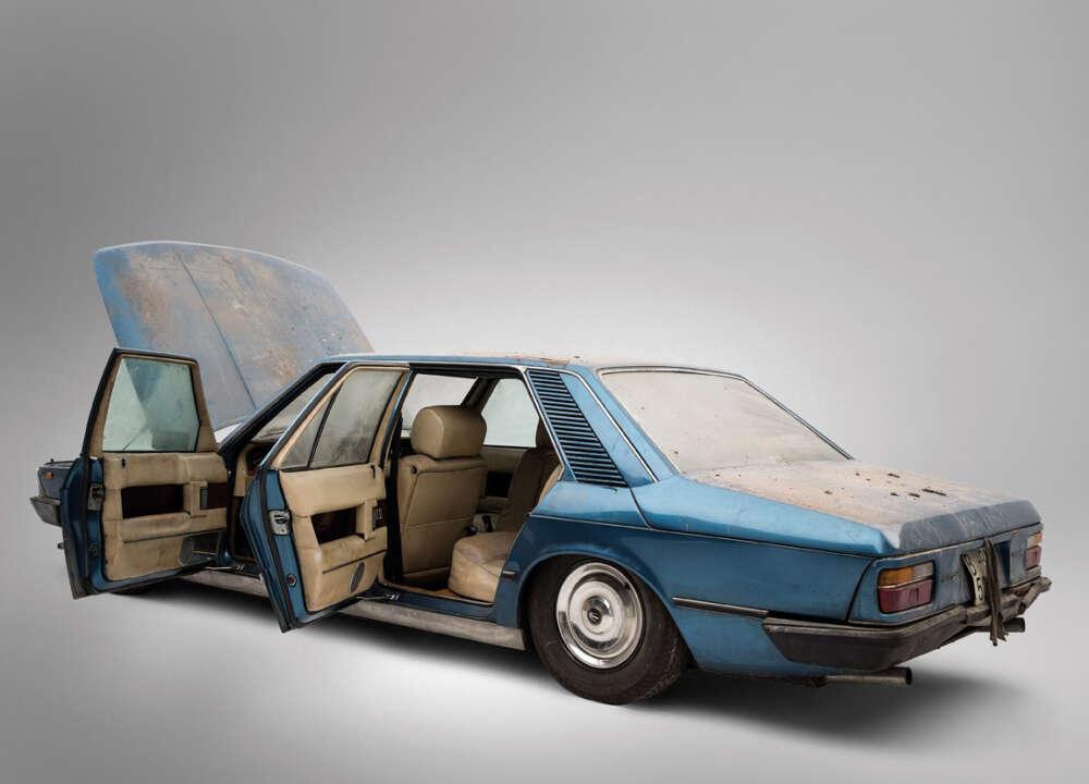 Maserati Quattroporte Barnfind 34905