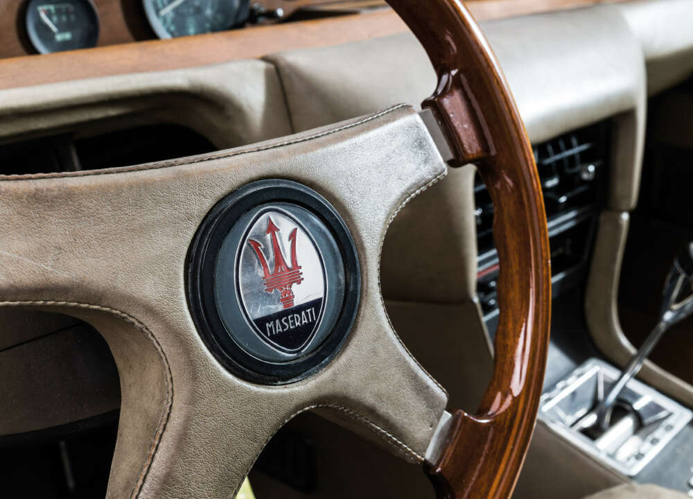 Maserati Quattroporte Barnfind 34913