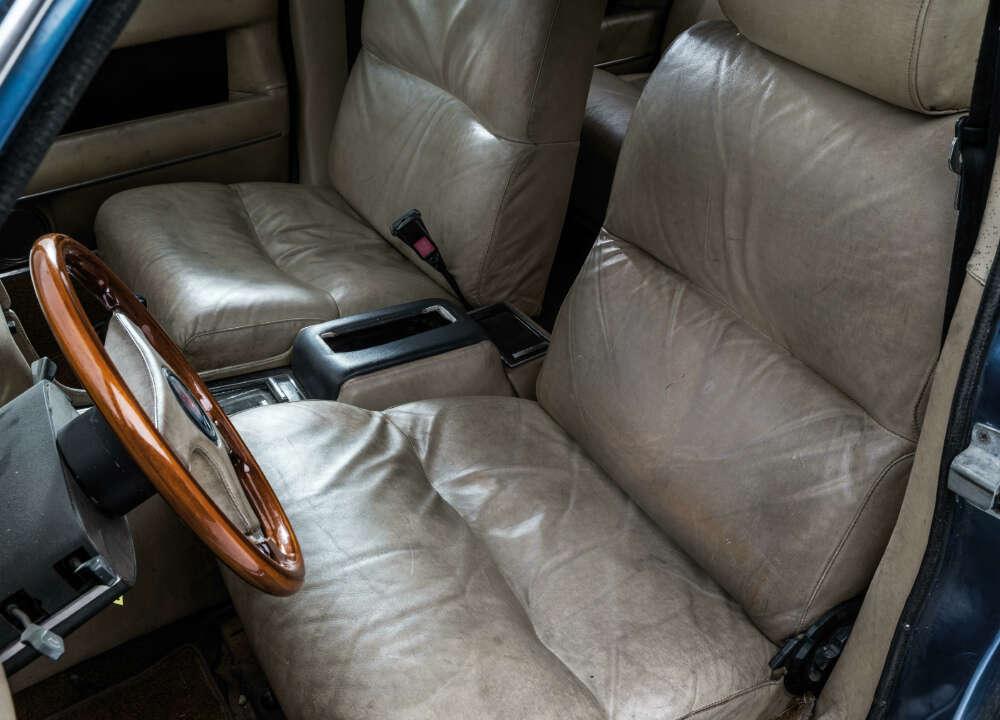 Maserati Quattroporte Barnfind 34916