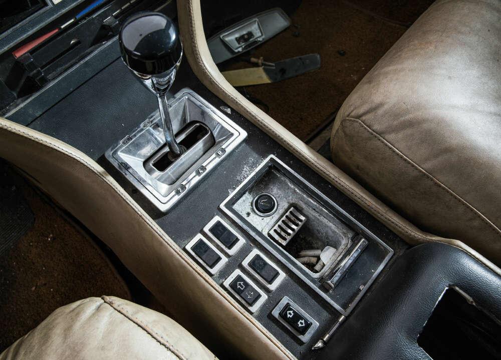 Maserati Quattroporte Barnfind 34917
