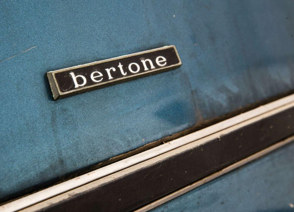Maserati Quattroporte Barnfind 34937